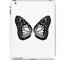 butterfly wings  iPad Case/Skin