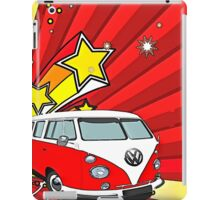 Starry Eyed Split Screen iPad Case/Skin