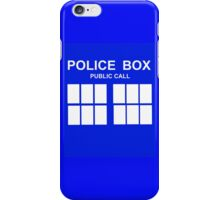 Doctor Who Phone Case iPhone Case/Skin