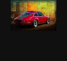 Red Porsche 911 Rear Unisex T-Shirt