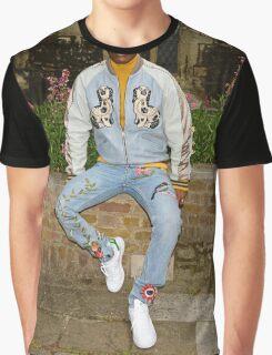 A$AP Rocky x GUCCI Graphic T-Shirt