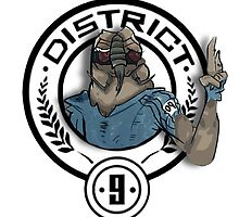 Hunger Games District 9 Mashup by StubbsyDesigns