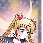 Sailor Moon - By Moonlight by Sandy W