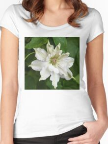 Refreshed by the Rain Women's Fitted Scoop T-Shirt