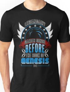 LEGENDARY GAMER (SONIC V1) Unisex T-Shirt