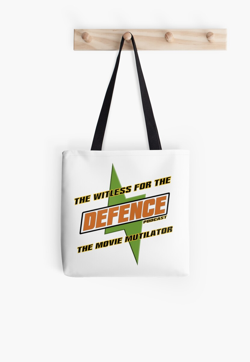 The Witless For The Defence T-shirt by Chris Johnson