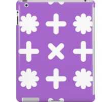Cross pattern iPad Case/Skin
