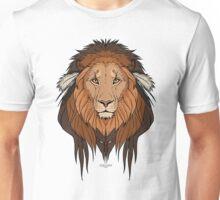Tribal Lion Unisex T-Shirt