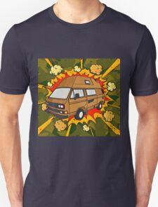 T25 Boom Cartoon Unisex T-Shirt