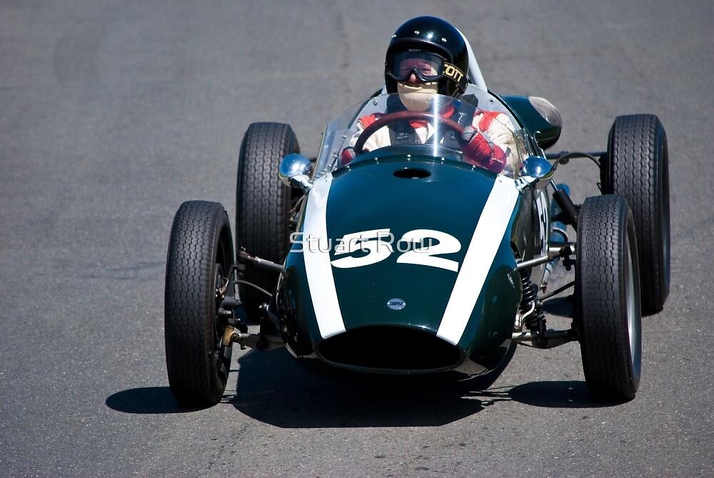 1960 Cooper T52 FJ by Stuart Row