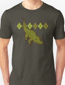 Artie the Argyle Alligator T-Shirt