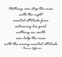 Thomas Jefferson- Right Attitude by USrandomDUDE