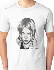 Tom Odell Drawing Unisex T-Shirt