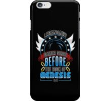 LEGENDARY GAMER (SONIC V2) iPhone Case/Skin