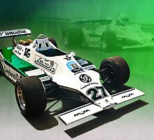 Williams FW07/04 by Stuart Row