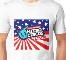 nitro circus live cross Unisex T-Shirt