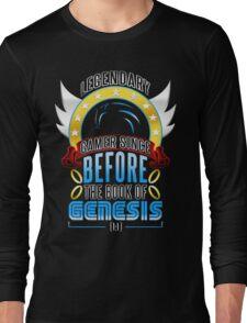 LEGENDARY GAMER (SONIC V3) Long Sleeve T-Shirt