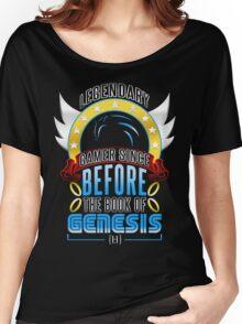 LEGENDARY GAMER (SONIC V3) Women's Relaxed Fit T-Shirt