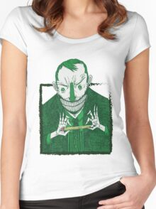 Would You Like to See a Magic Trick? Women's Fitted Scoop T-Shirt