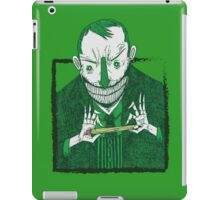 Would You Like to See a Magic Trick? iPad Case/Skin
