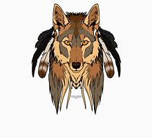 Tribal Coyote Unisex T-Shirt