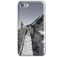 Great Wall iPhone Case/Skin