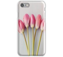 If I had a flower for every time I thought of you. iPhone Case/Skin