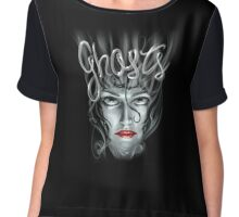 Ghosts Chiffon Top