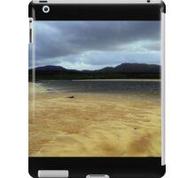 Cape Wrath sand bar iPad Case/Skin
