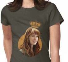 Charlie Bradbury Womens Fitted T-Shirt