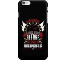 LEGENDARY GAMER (SHADOW V1) iPhone Case/Skin