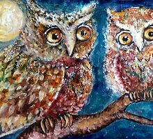 Night Owl by Cheryle