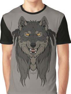 Tribal Werewolf Graphic T-Shirt