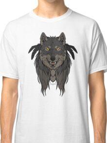 Tribal Werewolf Classic T-Shirt