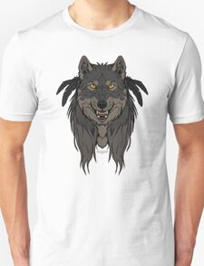 Tribal Werewolf Unisex T-Shirt