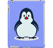Cute Penguin Illustration iPad Case/Skin