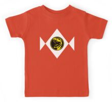 Mighty Morphin Power Rangers Red Ranger 2 Kids Tee