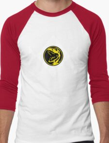 Mighty Morphin Power Rangers Red Ranger 2 Men's Baseball ¾ T-Shirt