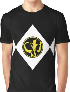 Mighty Morphin Power Rangers Black Ranger 2 Graphic T-Shirt