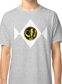 Mighty Morphin Power Rangers Black Ranger 2 Classic T-Shirt