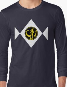 Mighty Morphin Power Rangers Black Ranger 2 Long Sleeve T-Shirt
