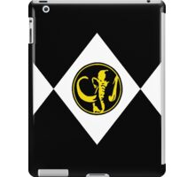 Mighty Morphin Power Rangers Black Ranger 2 iPad Case/Skin