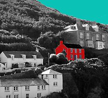Port Isaac/Port Wenn - Doc Martin's House by RachelMacht