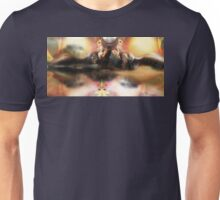 Digital Interface [Digital Figure Illustration] Unisex T-Shirt