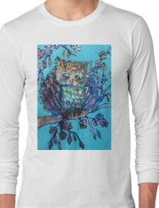 Turquoise Dreams Long Sleeve T-Shirt