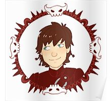 Hiccup Motif Poster
