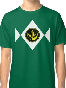 Mighty Morphin Power Rangers Green Ranger 2 Classic T-Shirt