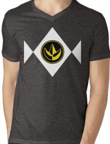 Mighty Morphin Power Rangers Green Ranger 2 Mens V-Neck T-Shirt