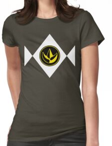 Mighty Morphin Power Rangers Green Ranger 2 Womens Fitted T-Shirt