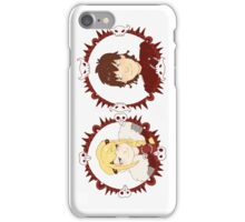 Hiccup Motif iPhone Case/Skin
